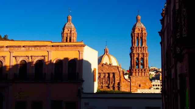 in Zacatecas