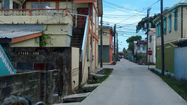 Belize City!