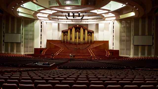 Salt Lake City Congress Zentrum