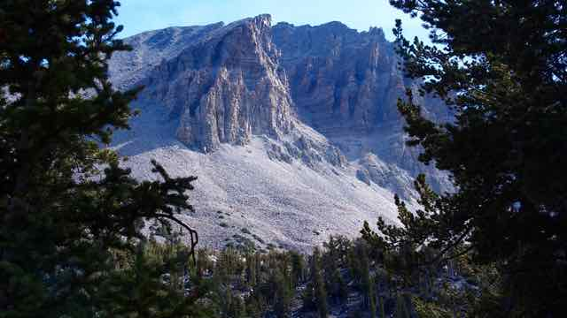 Im Great Basin N.P.