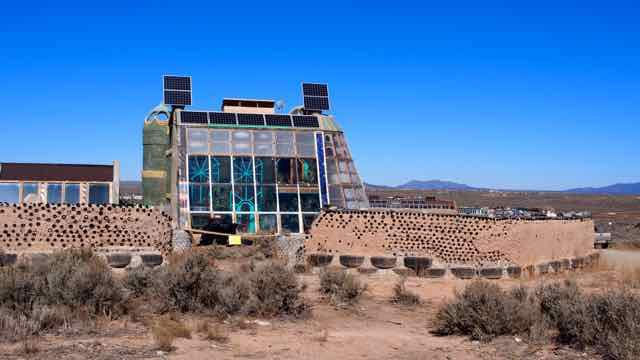 """Earthship Biotecture"""