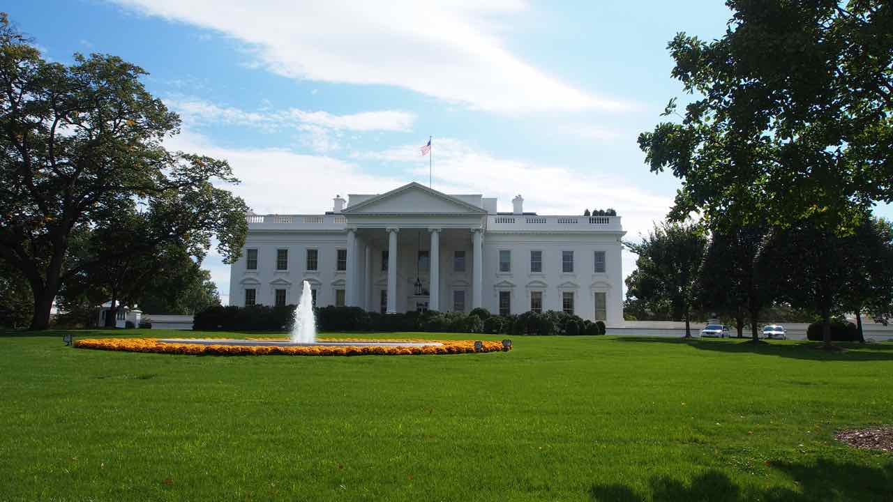 das White House