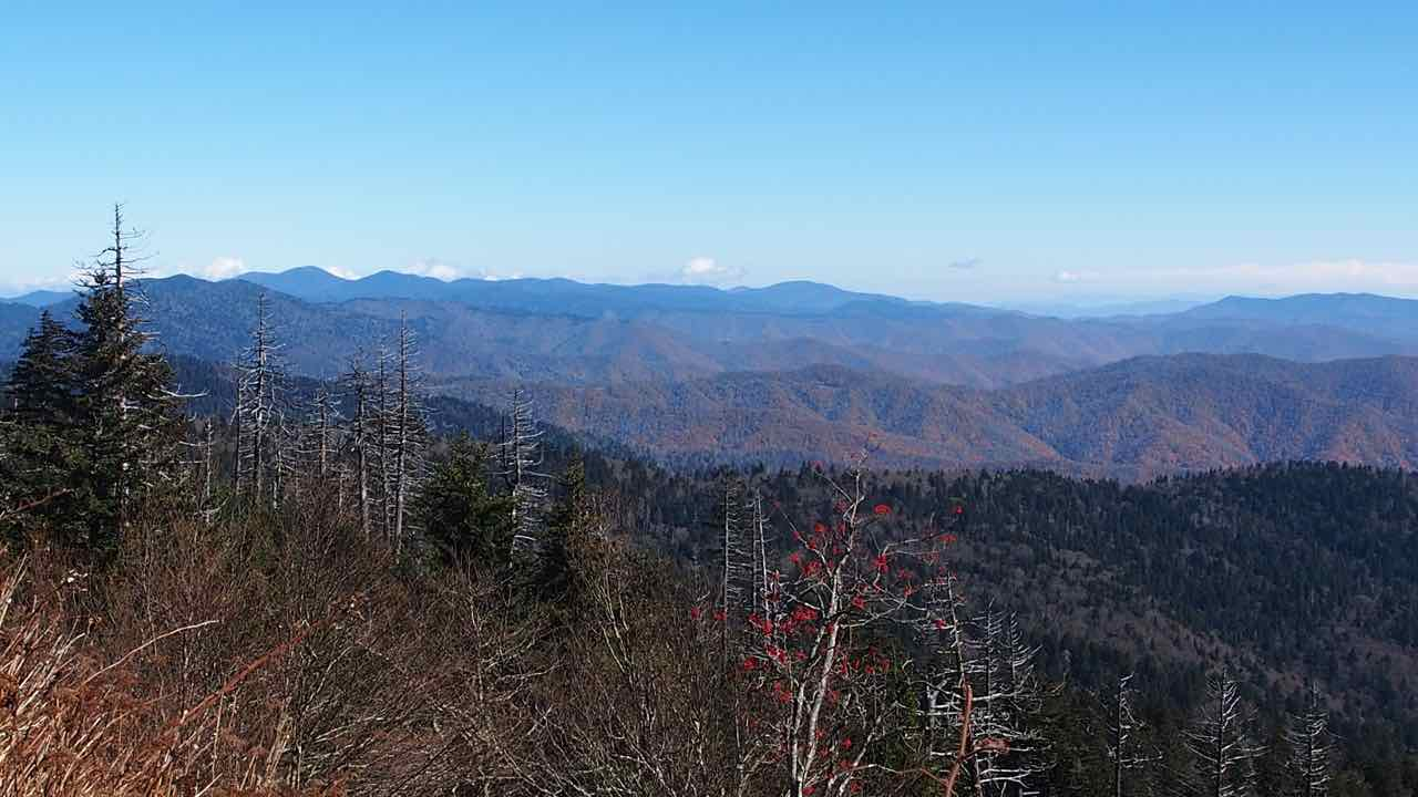Die Smoky Mountains