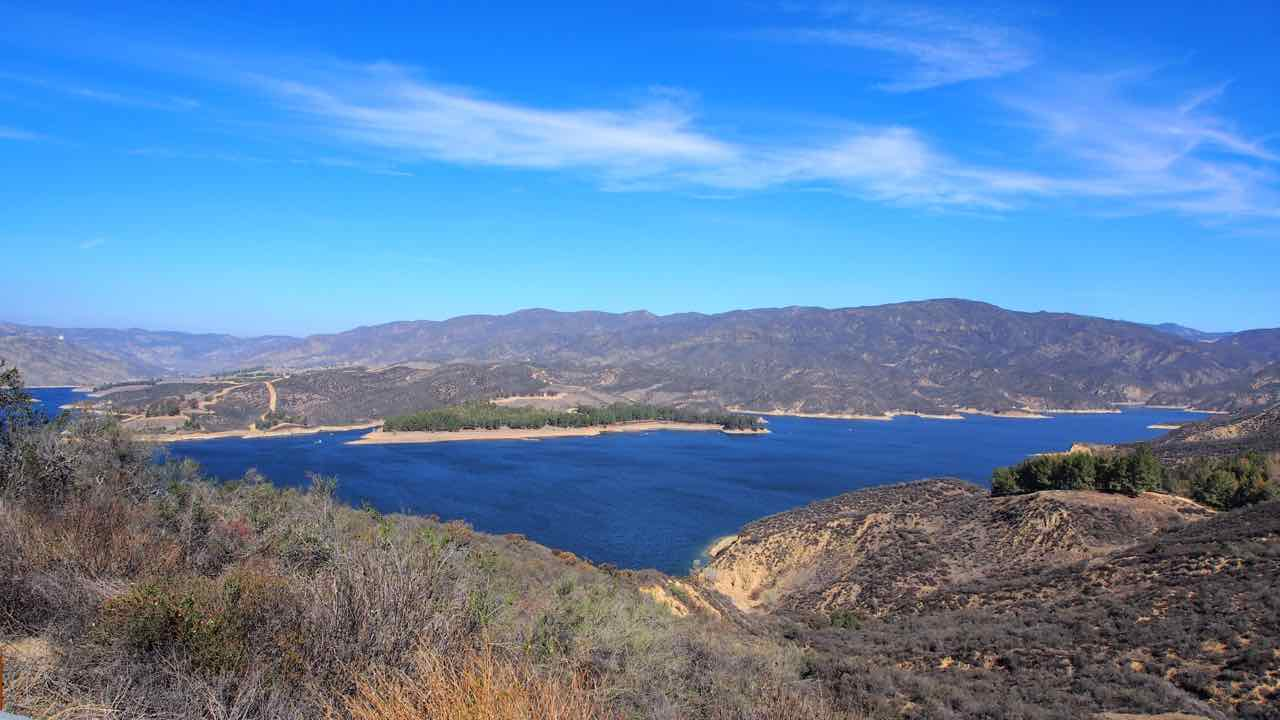 Lake Castaic
