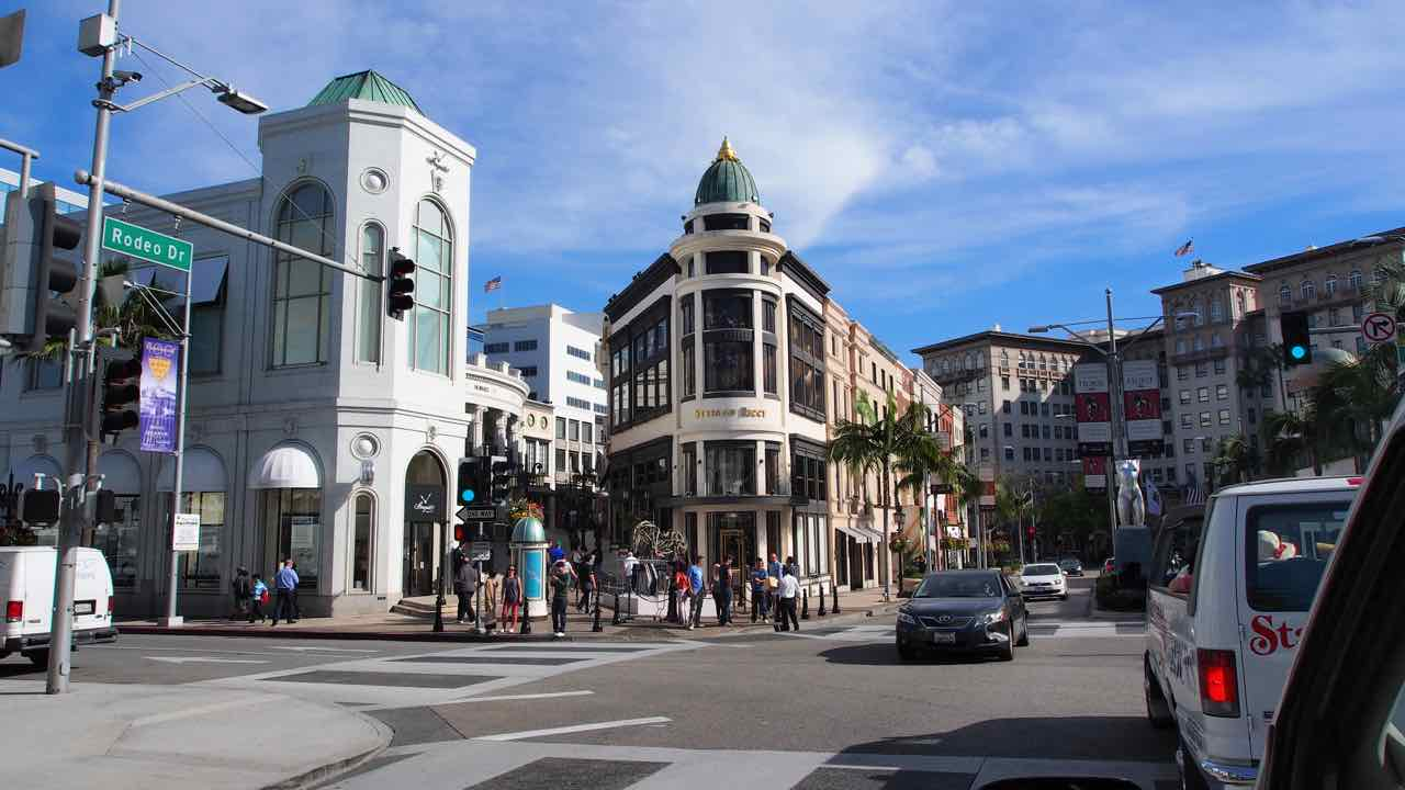 L.A. Hollywood-Rodeo Drive