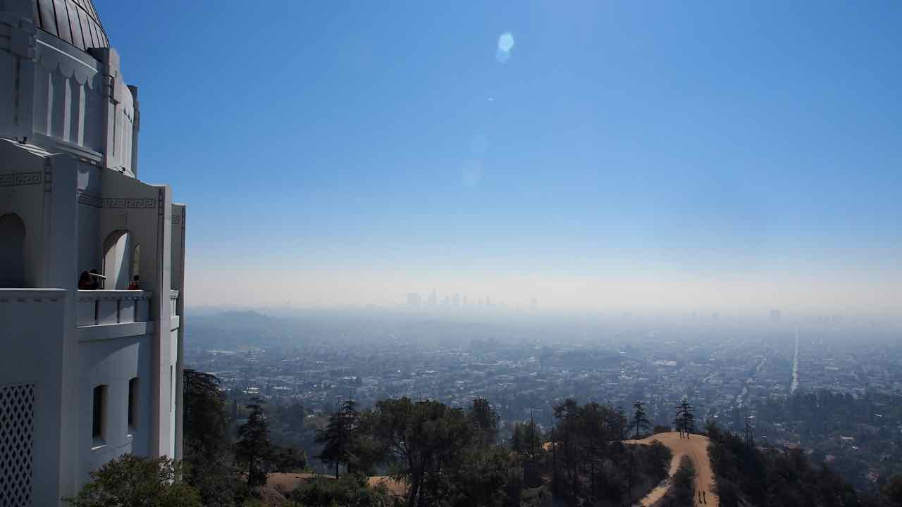 L.A. das Griffith Observatory