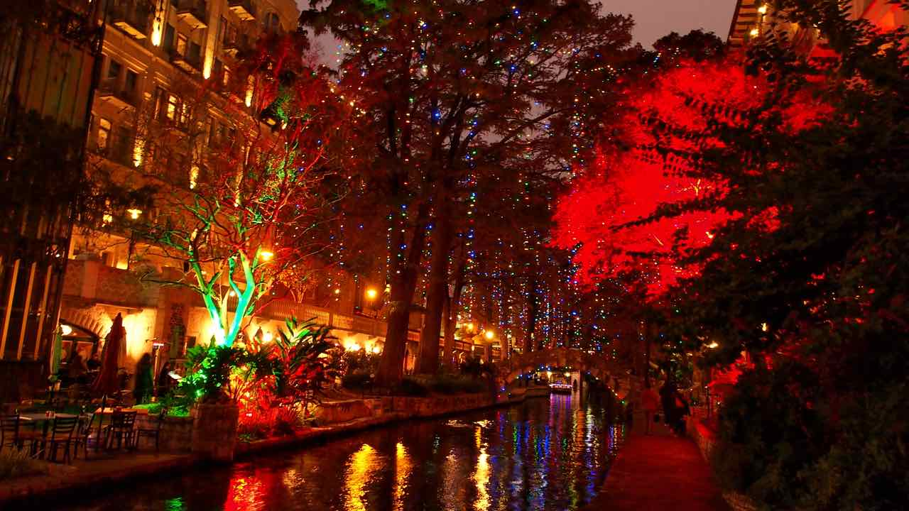 San Antonio am Riverwalk