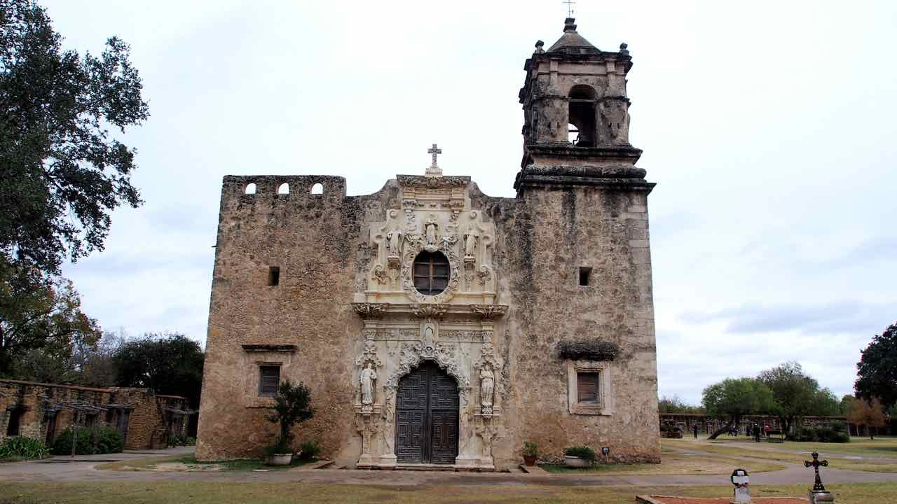 Mission San Jose bei San Antonio