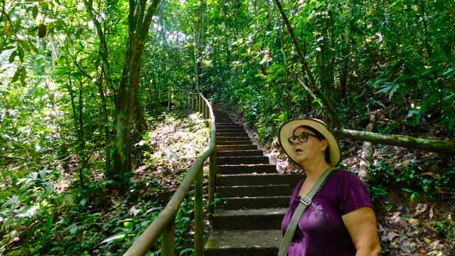im Nationalpark Manuel Antonio