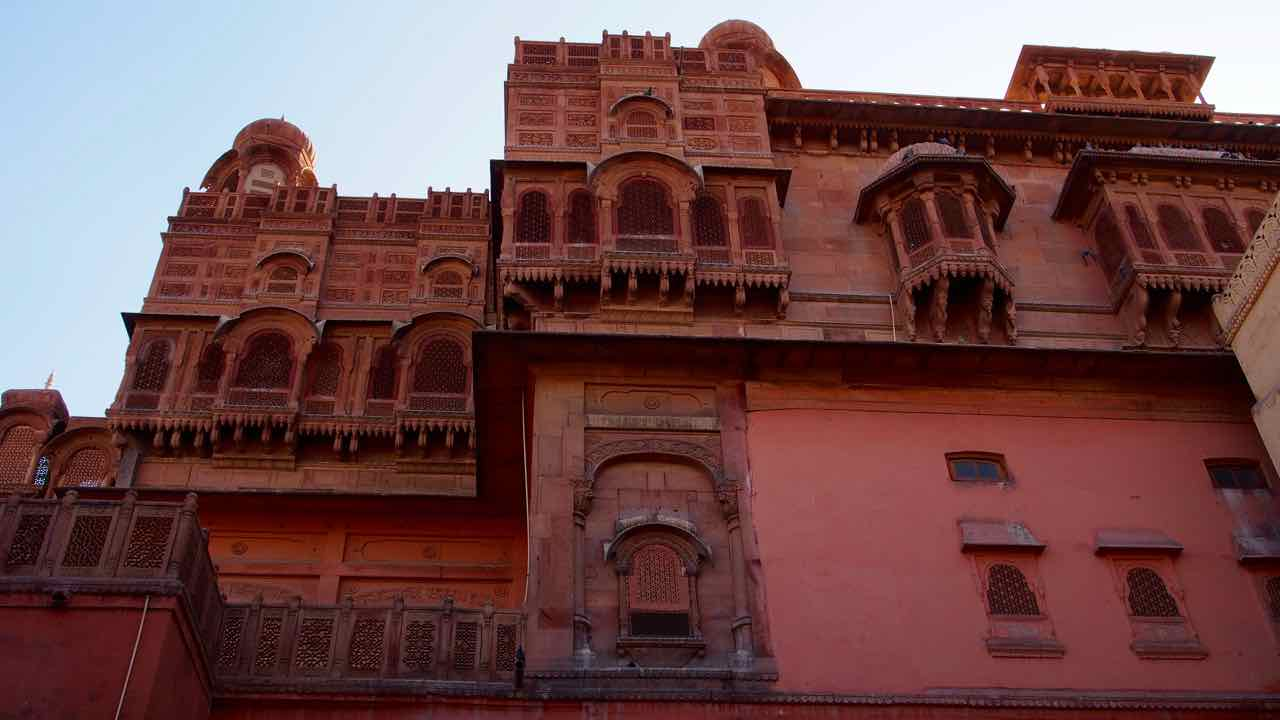 Das Junagarh Fort in Bikaner