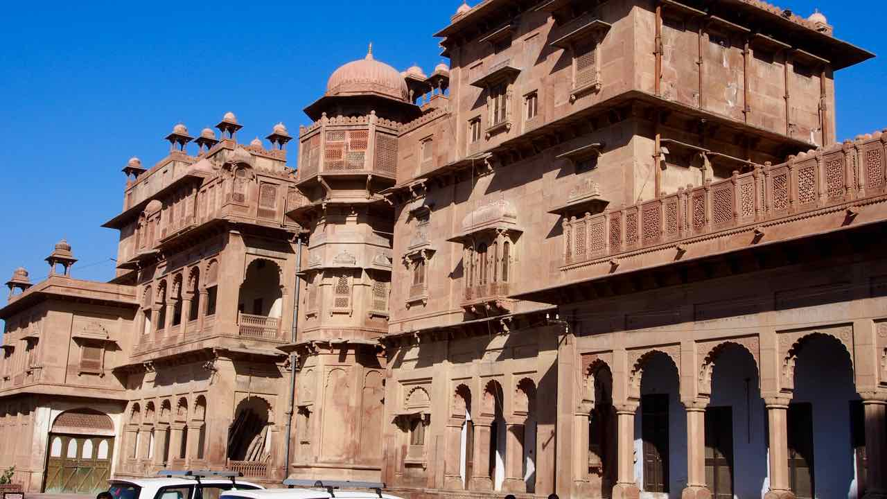 Das Junagarh Fort